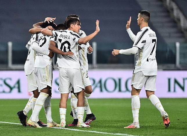 Juventus. REUTERS/Massimo Pinca