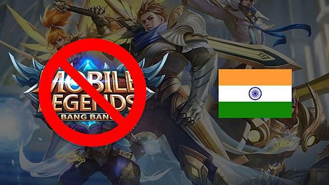 Mobile Legends di Blokir Pemerintah India, Inilah alasannya!