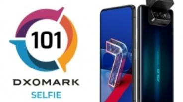 ASUS ZenFone 7 Pro DXOMARK 自拍評分獲 101 分,錄影最強