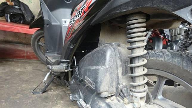 Catat, Ini Tanda Shock Sepeda Motor Rusak