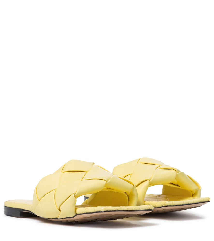 A silhouette that's garnered a cult following among the fashion set, the BV Lido sandals are a must-
