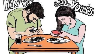 不管怎樣都要滑!智慧型手機影響我們也太嚴重了點...