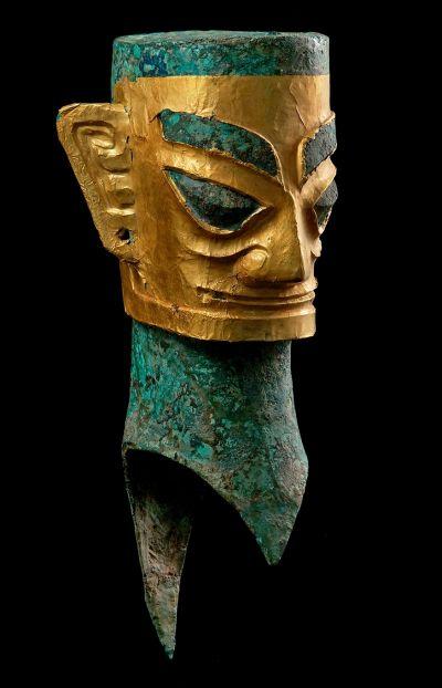 三千年前如何鑄造如此大型大量的青銅雕像,而且竟有輻射反應!