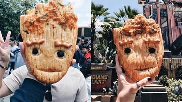 迪士尼超萌「格魯特」麵包!網友打卡瘋傳
