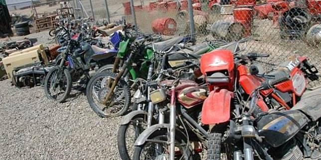 Ilustrasi sepeda motor tidak terawat (stripes.com)