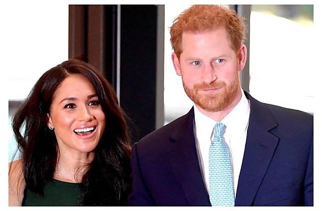 Meghan Markle berbicara tentang menjadi Royal Mom.
