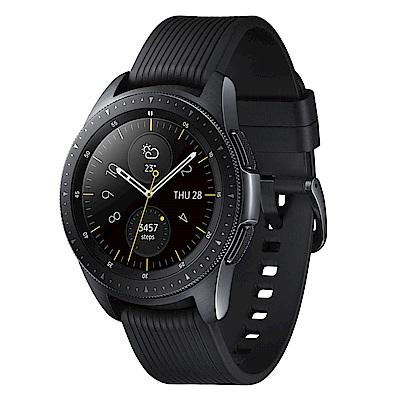 SAMSUNG Galaxy Watch 42mm 智慧手錶 午夜黑 藍牙版