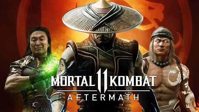 Ekspansi Game Mortal Kombat 11: Aftermath Hadirkan Karakter dan Cerita Baru