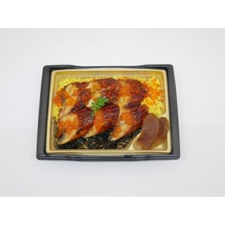 鹿児島産鰻とイクラのまぶしご飯
