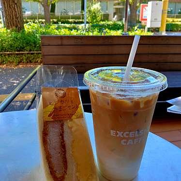 エクセルシオール カフェ 千駄ヶ谷駅前店のundefinedに実際訪問訪問したユーザーunknownさんが新しく投稿した新着口コミの写真