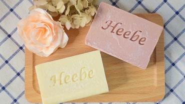 【手工香皂】Heebe希臘女神天然手工皂-手工初榨冷壓橄欖皂,用得更安心。