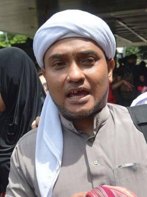 Koordinator Humas Persaudaraan Alumni 212, Novel Chaidir Hasan Bamu'min