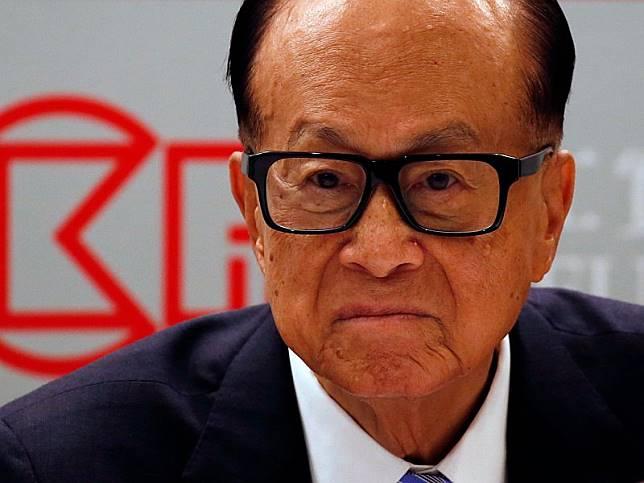 Demo Hong Kong, Harta Li Ka-shing dan 9 Miliarder Lainnya Hilang Rp214 Triliun