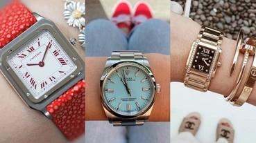 盤點世界10大精品手錶品牌的經典入門款!Rolex、PP百達翡麗、Cartier、Omega、Longines…
