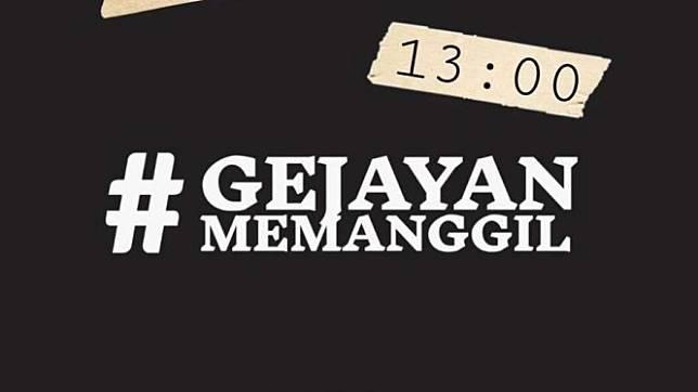 Gerakan tagar #GejayanMemanggil