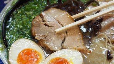(福岡)在地豚骨拉麵4選推薦~~濃厚滋味的代表、豚骨拉麵的起源地!