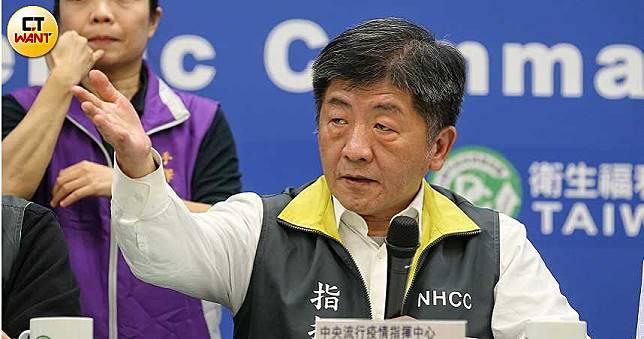 陳時中跟顏清標通電話 成功說服大甲媽祖延期繞境