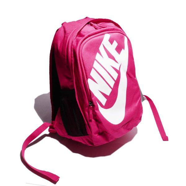 Nike 後背包 Hayward Futura M 2.0 粉紅 白 基本款 男 女 後背包 包包 【PUMP306】 BA5217-694