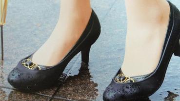 高跟鞋的專屬雨衣