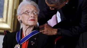 《關鍵少數》女主角原型 NASA 人類電腦凱瑟琳·約翰遜逝世 享嵩壽 101 歲