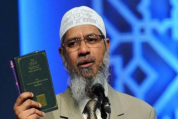Zakir Naik Dilarang Berbicara di Semua Platform Termasuk Media Sosial