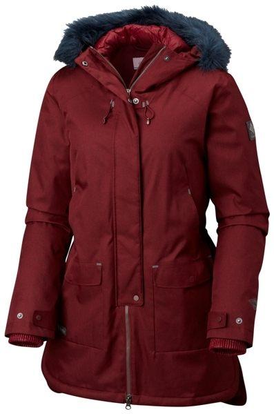 【Columbia】女OT長版大衣