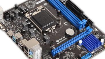 可安裝 Intel 6th/7th/8th/9th Core 處理器,SOYO SY-戰龍 H310CM-V3H V2.0 主機板還支援 DDR3!