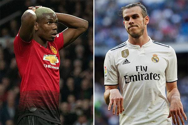 Pergilah Gareth Bale Datanglah Paul Pogba