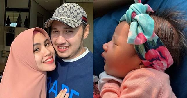 Diungkap ke publik, ini 7 potret bayi Kartika Putri yang imut abis