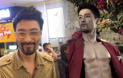 'Rớt nước mắt' trước nhan sắc tuột dốc không phanh của Johnny Trí Nguyễn