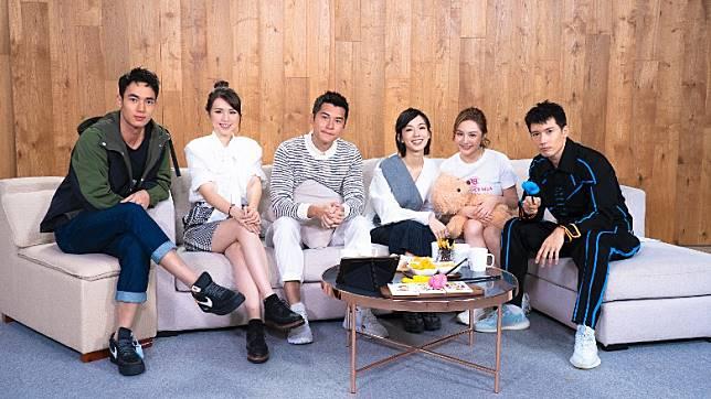 由關智斌、陳家樂、楊天宇主持嘅網上節目,請來李靖筠、郭奕芯及孫慧雪作嘉賓。