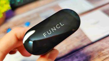 [ 藍牙耳機推薦 ] Funcl AI 真無線藍牙耳機 – 高通藍牙晶片、平價市場新選擇