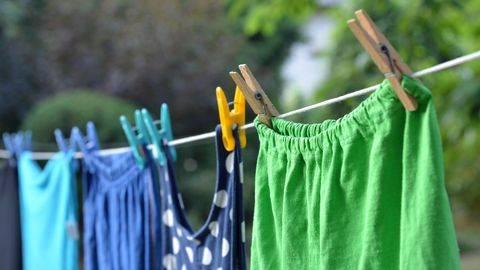 Cara Mencuci Pakaian di Tengah Wabah Corona