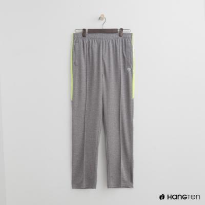 Hang Ten - 男裝 - ThermoContro-純色運動機能長褲 - 灰