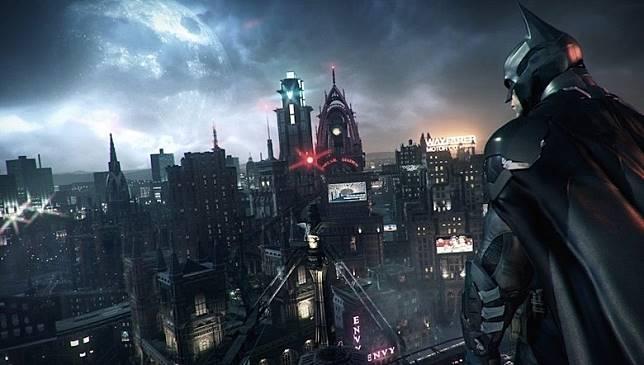蝙蝠俠所在的城市Gotham City,原來名字來自珠寶店Gotham Jewelers。(互聯網)