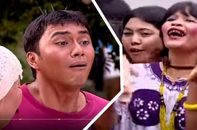 Ini Dia  Karakter Legendaris Dari Sinetron Jadul Indonesia