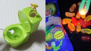 竟然有會發光的糖果?小編精選「3 種超獵奇用途糖果」 這款馬桶造型糖實在是太奇耙啦!