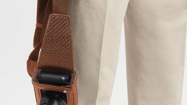 散發濃濃費洛蒙的紳士攝影單品「徠卡相機、Zenga聯乘之作」,年底全球發售