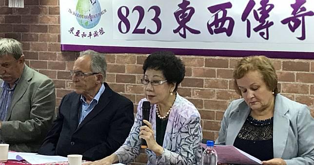 曾說「最好的人選尚未出場」 呂秀蓮宣布參選2020總統
