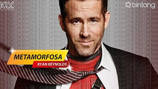 Metamorfosa Ryan Reynolds, dari Keluarga Polisi hingga Superhero Deadpool