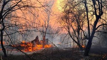 車諾比大火災讓輻射等級暴增,最高達正常值 16 倍