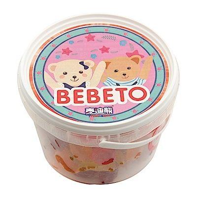 Bebeto 泰迪熊水果軟糖 300g *維康