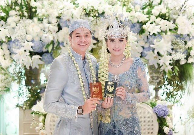 Angbeen Rishi Menikah, Ibunda Tak Dikasih Tahu