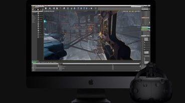 5K屏幕+18核心處理器 史上最強iMac Pro年尾上市