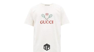 【網球迷注意】Gucci 將推出網球主題限定 T-Shirt!