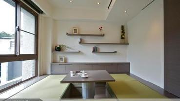 用日式禪風美感元素妝點你的家!