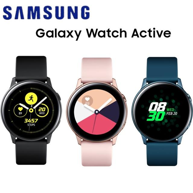 ▼一睹嶄新的Galaxy Watch Active▼◤透過全方位的方式,追蹤你的健康數據◢★ 輕薄簡約設計★ 自動健身運動偵測 (心跳/健身/睡眠/壓力)★ 支援無線充電、無線電力分享 (透過手機)★