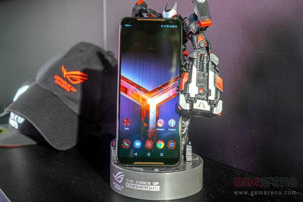 Resmi, ASUS ROG Phone II Punya Layar HDR 120Hz dan SD855 Plus