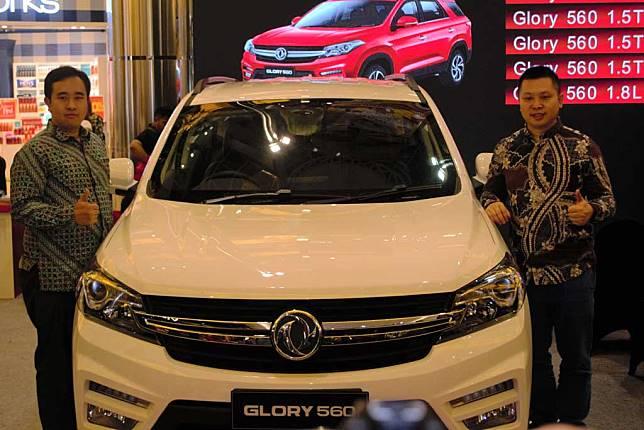 DFSK Jual Glory 560 di Surabaya Mulai Rp 199 Juta