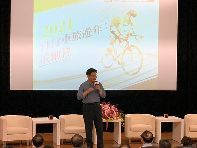 2021年為自行車旅遊年 交通部16億預算打造單車寶島走出國際